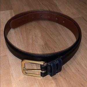 COACH BELT Ladies Genuine Leather